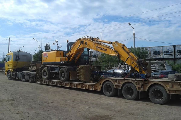 Трал Scania R420 Highline (24т)